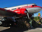 McDonald'sov restoran na Novom Zelandu gostima omogućava da hranu pojedu u prizemljenom zrakoplovu