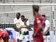 Borussia M'gladbach razbila je Union, Thuram zabio dva gola