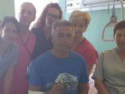 FOTO Darko Milinović objavio fotografije iz bolnice nakon pada s motora na Grobniku