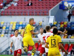 BUNDESLIGA A tko drugi nego Haaland! 20 sekundi prije kraja utrpao gol i ostavio Dortmund u trci za titulu