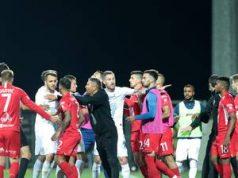 Grezda je udario Čolaka šakom u glavu nakon utakmice Rijeka - Osijek 3-2