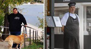 Kuhar skinuo čak 86 kilograma: 'Odjeća 6XL mi je bila premala'
