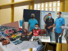 Perverznjak ukrao čak 126 pari natikača: Volim se trljati o njih