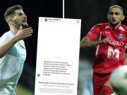 Grezdina se ispričao Čolaku na Instagramu: Ohladio sam se sada, ti odluči što je najbolje...