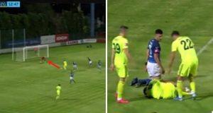 VIDEO Ademi i Petković u pet minuta srušili snove Varaždinu: Sjajan okret, gol kroz noge i prodor za penal