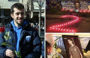 Matija Capar i Oskar Kadrnka poginuli u prometnoj, sjećanje