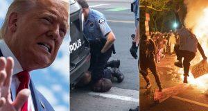 Trump u divljem razgovoru izvrijeđao guvernere, zatražio od njih da na prosvjednike natjeraju vojsku, stigli rezultati obdukcije tijela Georgea Floyda