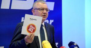 HDZ-ovi MINISTRI ŽESTOKO NAPALI GOSPODARSKI PROGRAM SDP-ove KOALICIJE 'To je rezime njihovog neuspješnog plagijata iz prošlosti!'