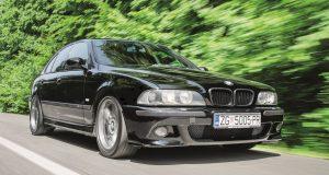MOĆNI BMW M5 E39 PRVI I PORLJEDNJI S V8 ATMOSFERCEM Provjerili smo kod zagrebačkog primjerka ima li karizmu legendarnog M5 e34 s rednim šestakom...