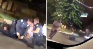 VIDEO: AMERIKU POTRESLO JOŠ JEDNO UBOJSTVO AFROAMERIKANCA Policija ga htjela uhititi jer je spavao u autu, on se opirao, onda su se začuli pucnjevi...