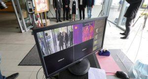Rotary Hrvatska protiv korone: Donirali termovizijske kamere zdravstvenim ustanovama