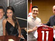 Adidas neće produžiti sponzorski ugovor s Mesutom Özilom