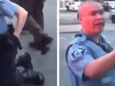 Nova snimka ubojstva Floyda: Prolaznici preklinjali policajce
