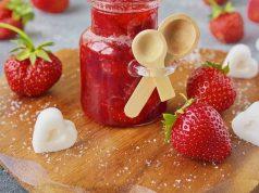 Recept: Sladoled od jagoda, džem i sok