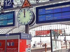 Nijemci zabranili vožnju vlakom svima koji ne žele nositi maske