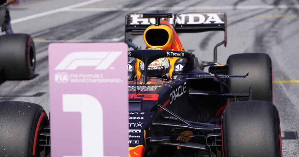 F1 Verstappen ispred Hamiltona u kvalifikacijama za VN Štajerske!