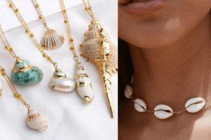 Ukrašene školjkama: Savršene ljetne ogrlice u znaku mora