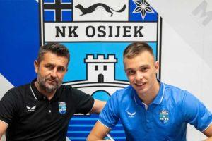 Hajdukov Nejašmić otišao u Osijek! Opcija otkupa - milijun €