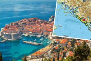 Potres od 4,3 Richtera šokirao Dubrovčane, osjetili ga u Splitu: 'Užas, sledila sam se od straha'