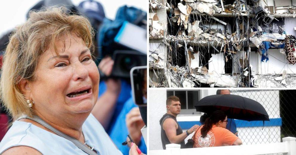 Scene užasa na Floridi: Traže 99 ljudi, iz ruševina dopiru zvukovi