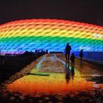 Uefa zabranila dugine boje na Allianz Areni