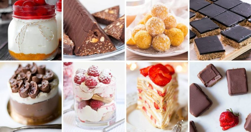 15 recepata za deserte koji se ne peku - savršeni su za vruće ljeto