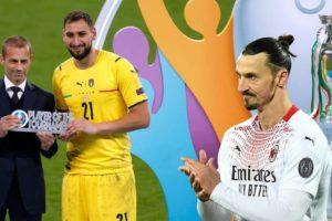 Donnarumma najbolji igrač na Euru: Ibra čestitao u svom stilu