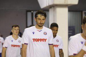 Igra Hajduka ne obećava puno, ali još je prerano za suditi...
