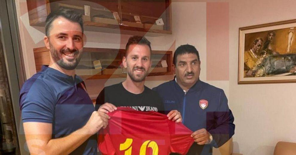 Mijo Caktaš potpisao za Damac iz Saudijske Arabije