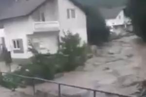 Poplavljeno nekoliko općina u BiH: Najteže stanje je u Modriči