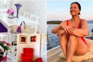 Nina Badrić uredila kuću na Jelsi pa se pohvalila: Ovo je moj drugi dom