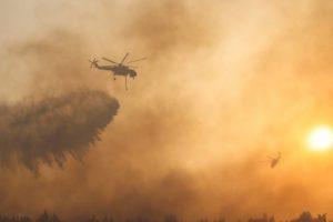 Hrvati u Ateni pogođenoj jakim požarima: 'Dim nam se uvukao u sobu, stvari su pune pepela'