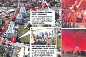 Insajderi iz navijačkih redova: 'Postoji kodeks koji Poljaci ne poštuju, nije trebalo biti ovako'