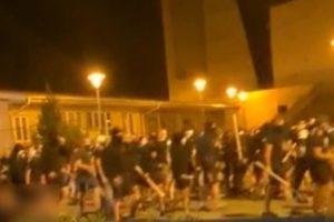 VIDEO Ovako je izgledala priprema za krvavi obračun više od 200 Boysa i Poljaka