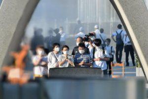 Japan obilježava 76. obljetnicu napada na Hirošimu usred OI