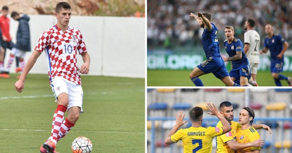 Njegov otac je s Dugim Selom izbacio Dinamo, završio je Prometnu, a uzor mu je Pirlo
