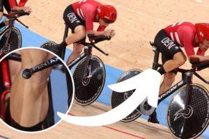 Danci rasturili u biciklizmu, ali su 'varali'!? 'Kinezio traka im je dala prednost u aerodinamici!'