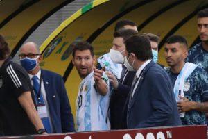 Privedeni Argentinci trebali bi doći u Hrvatsku! Messi bijesan: Tri dana smo tu, što ste čekali?