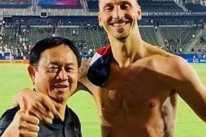 Ibrahimović se oprostio od drage osobe: Dugujem mu sve
