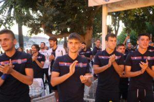 Hajdukovci stigli u Makarsku, Katić i Kačaniklić su u pogonu