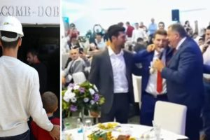 Đoković posjetio piramide u BiH i zapjevao na svadbi s Dodikom