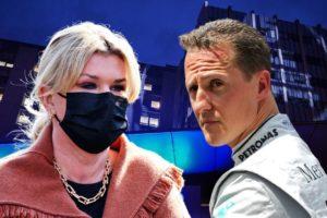 Dokumentarni film Schumacher, Corinna: Stalno se pitam zašto mu se to događa