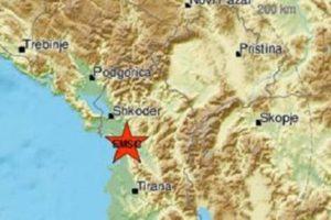 Albaniju je pogodio jak potres, jačine od čak 4,8 po Richteru: Ljudi su u strahu izašli na ulice