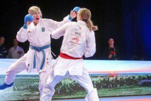 Hrvatskoj karate reprezentaciji osam odličja, dva su najsjajnija