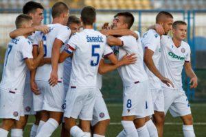 LIVE UŽIVO Hajduk - Škendija, juniorska Liga prvaka, live prijenos s Poljuda