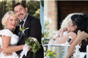 Ljubomorna Ana u početku nije mogla podnijeti bivšu suprugu na vjenčanju: 'Hvala na mužu!'