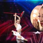 Plesačica je u 'Supertalentu' rastužila životnom pričom: 'Sve sam izgubila maminom smrću'