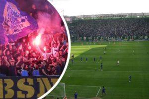 Rapid Beč - Dinamo, covid potvrde i ulazak na stadion
