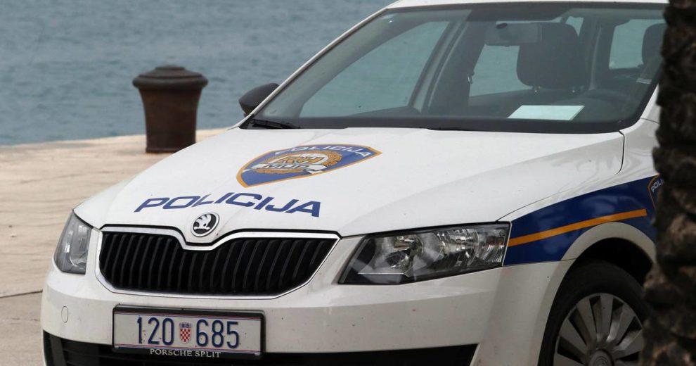 Splitska policija traži pomoć: Autom udario dijete i pobjegao