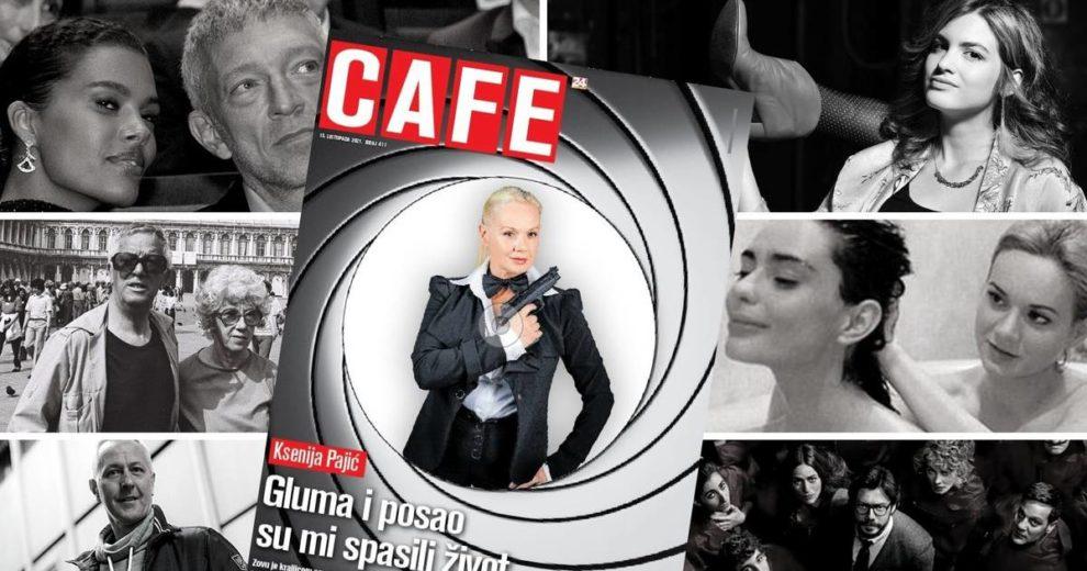 U petak novi Cafe uz 24sata! Ksenija Pajić: 'Posao me spasio nakon razvoda i brojnih trauma'